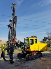 After refurbishment of a Drill Rig